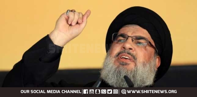 بیروت بندرگاہ دھماکوں میں اسرائیل ملوث ہوا تو حزب اللہ برابر کا انتقام لے گی، سید حسن نصر اللہ