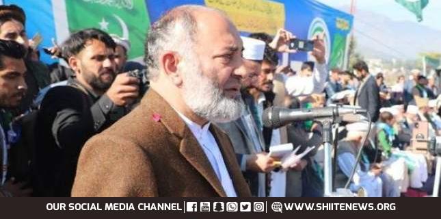 سینیٹر مشتاق احمد خان