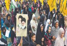 پاکستان پر انقلاب اسلامی ایران کے اثرات