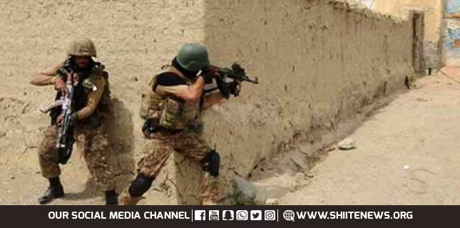 شمالی وزیرستان میں سیکیورٹی فورسز کی کاروائی، 4 دہشتگرد ہلاک