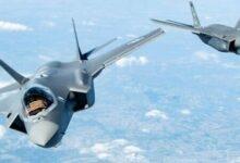 امریکہ کے جنگی طیاروں