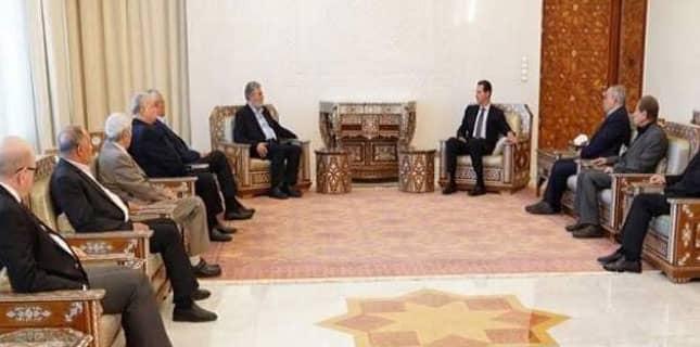 صدر بشار