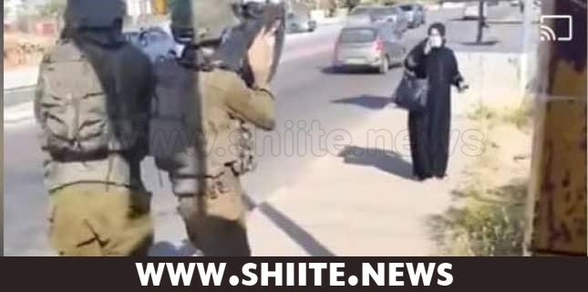 نہتی فلسطینی