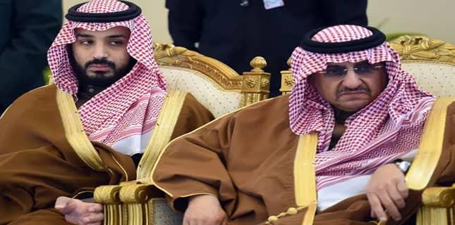 سعودی سابق ولی عہد