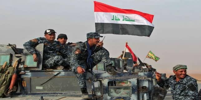 عراقی سیکورٹی فورس