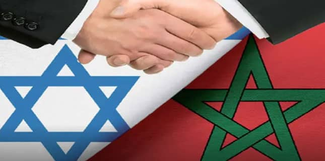 مراکش اور اسرائیلی حکومت