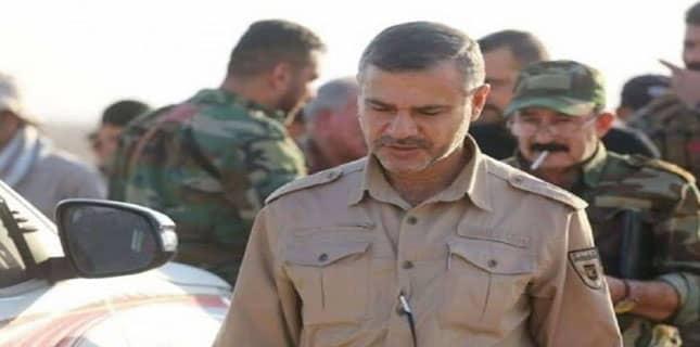کمانڈر ابو صادق