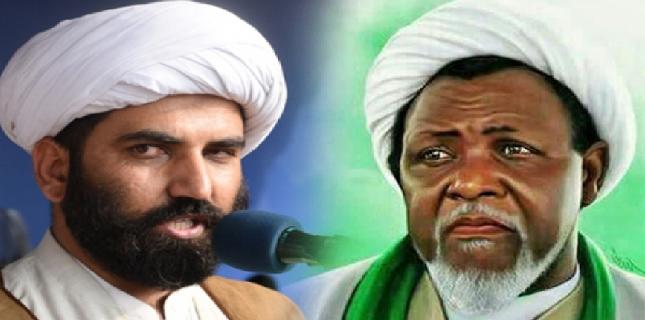 شیخ ابراہیم زکزکی کی رہائی، دنیا بھر کے انقلابیوں کو مبارکباد پیش کرتا ہوں، علامہ مقصود ڈومکی