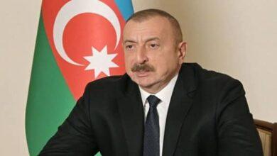 آذر بائیجان کے صدر