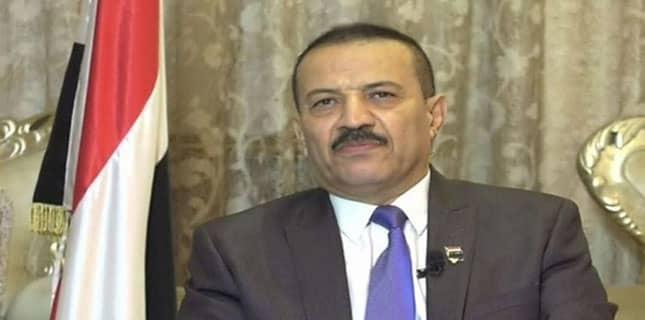 وزیر خارجہ ہشام شرف