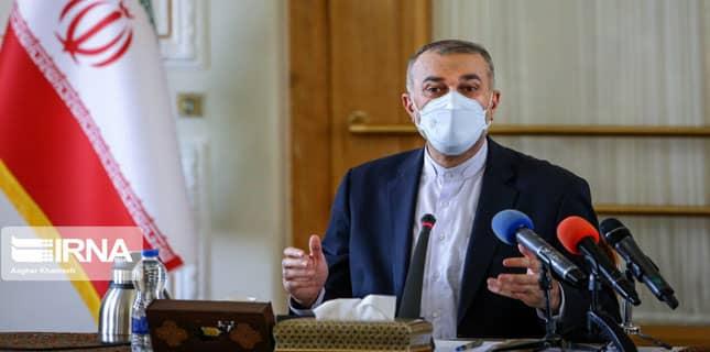 وزیر خارجہ عبد اللھیان