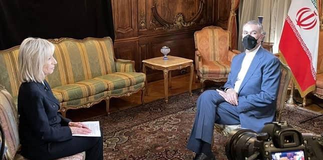 وزیر خارجہ عبداللہیان