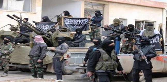 گروہ جبہت النصرہ