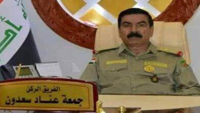 عراقی وزیر دفاع