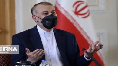 وزیر خارجہ ایران