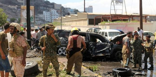 کار بم دھماکے