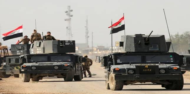 بغداد میں سیکورٹی