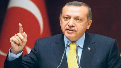 ترک صدر اردوغان