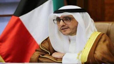 کویتی وزیر خارجہ