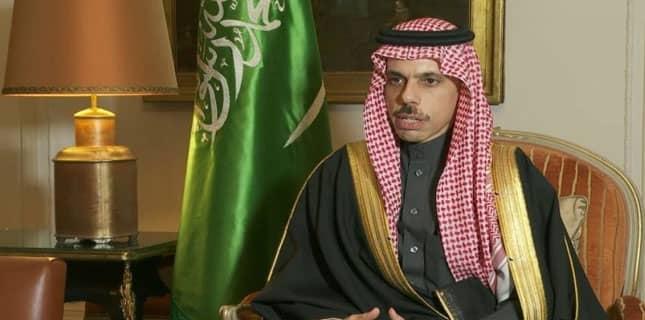 وزیر فیصل بن فرحان