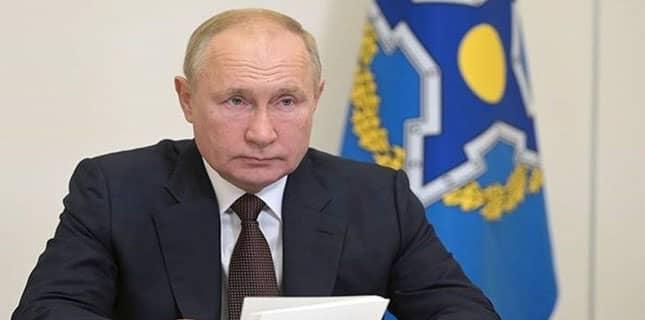 صدر ولادیمیر پوتین