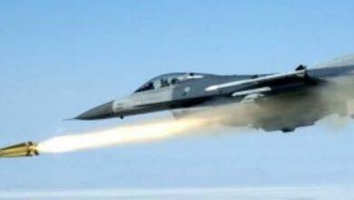 شامی جنگی طیاروں