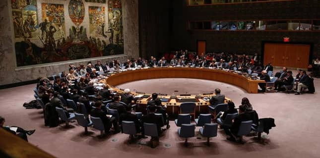 اقوام متحدہ کی کونسل