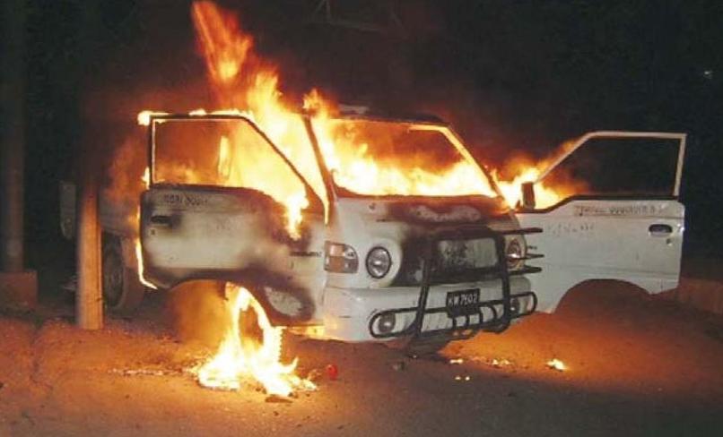 Karachi_Violence