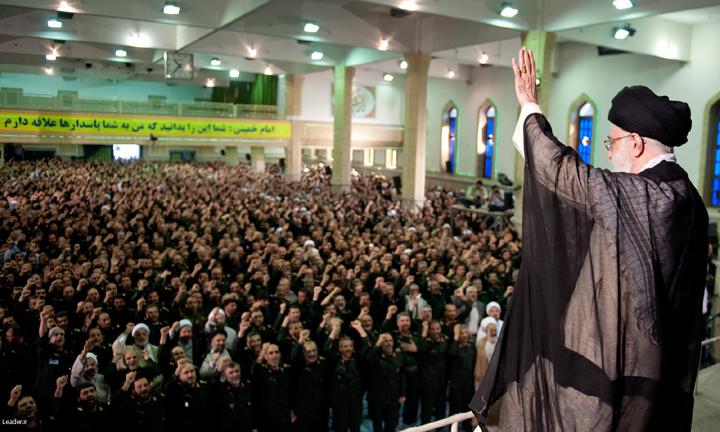 Aytollah-Khamenai