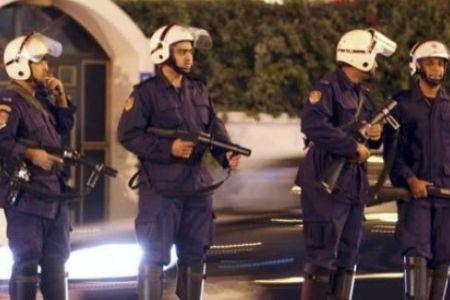 Bahraini-policemen