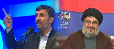 Nasrallah_Ahmadinejad
