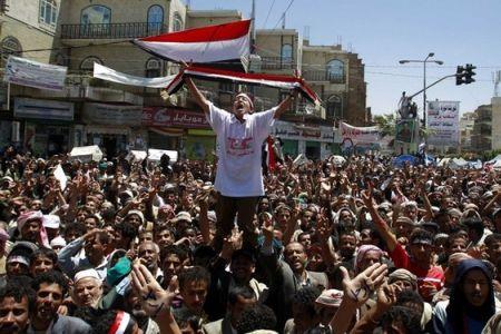 yemenis_protest_friday