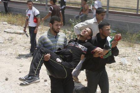 shiitenews_Palestinians_mourn_Nakba_Day_victims
