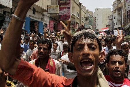 shiitenews_Fresh_anti_Saudi_protests_in_Yemen