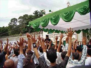 shiitenews shia indian protest janat ul baqi