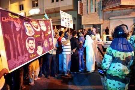 Saudi protesters slam regime raids