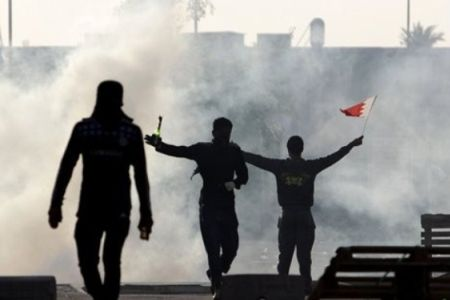 Bahrain Police Injure Several Protesters