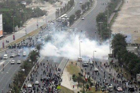 Bahraini child killed in crackdown