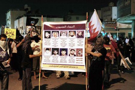 Qatif protesters want KSA out of Bahrain