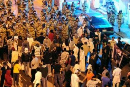 Saudi Shias hold protest over regime killing