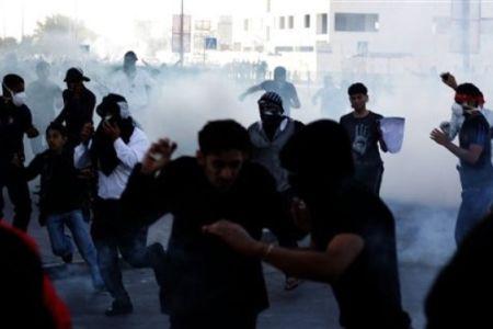 Several injured in Bahrain crackdown