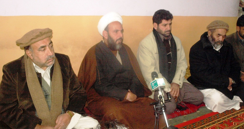 Violence in Gilgit is the conspiracy against Shia Muslims Shia leaders allege