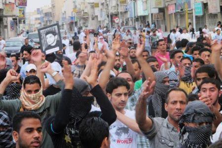 Saudi protesters condemn Riyadhs suppressive rule