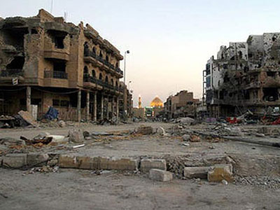 Najaf-Blast iraq