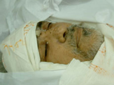 Shaheed hassan turabi