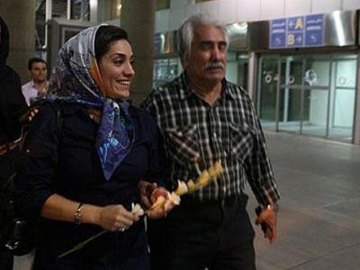 irani released