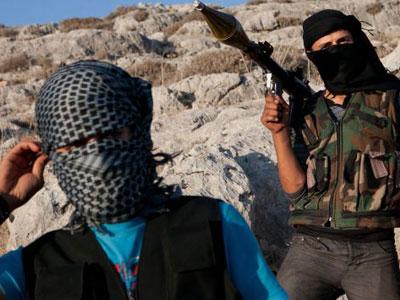 syrian terriost