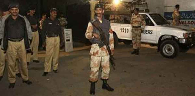 Two terrorists of Lashkar Jhangvi arrested