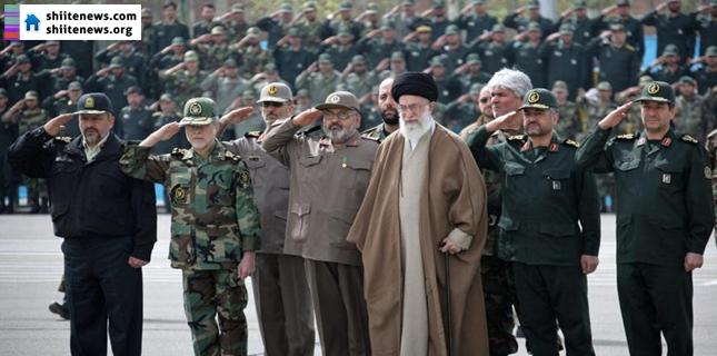 Ayatollah Khamenei foresees