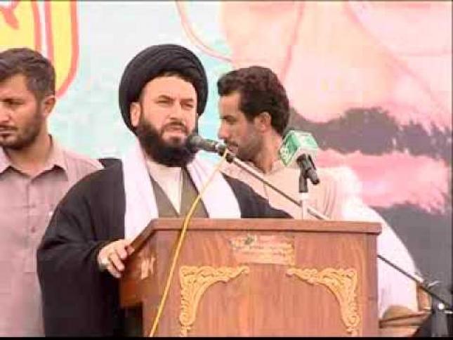 Allama Rahat Hussaini and MWM condemn Naltar killings